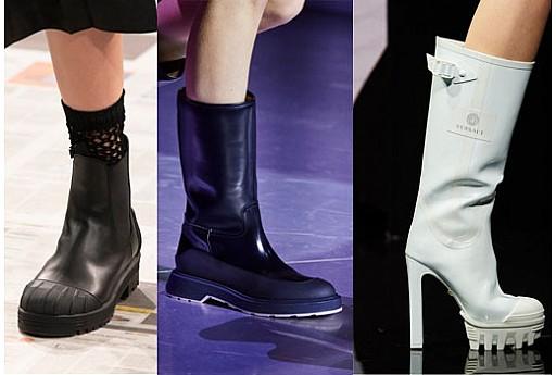 Актуални тенденции в обувките за есен/зима 2020