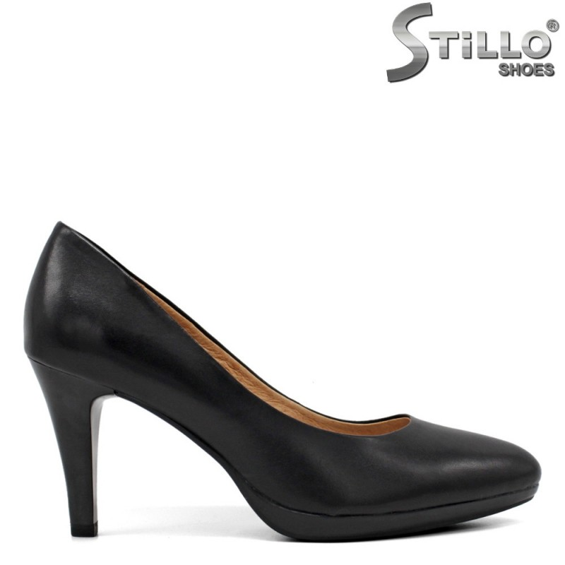 Удобни обувки Caprice на високо токче - 27192