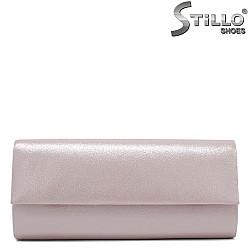 Малка абитуриентска чанта в розово - 32259