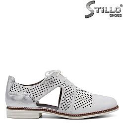 TAMARIS отворени летни обувки естествена кожа - 34454