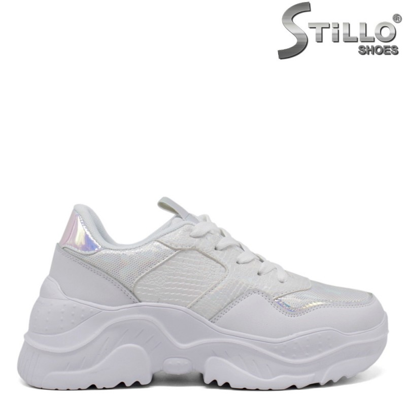 Бели сникърси - 34511