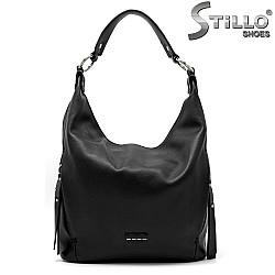 Дамска чанта с дръжка през рамо - 34640