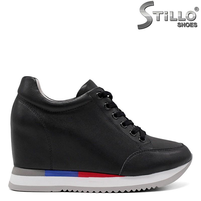 Спортни обувки с връзки - 34705