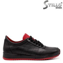 Спортни обувки естествена кожа - 34764