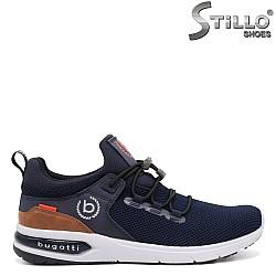 Bugatti обувки в син цвят - 34797