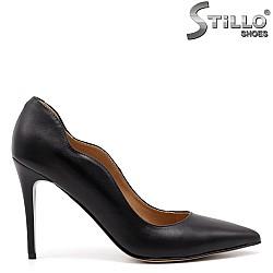 Елегантни обувки на високо токче - 34836