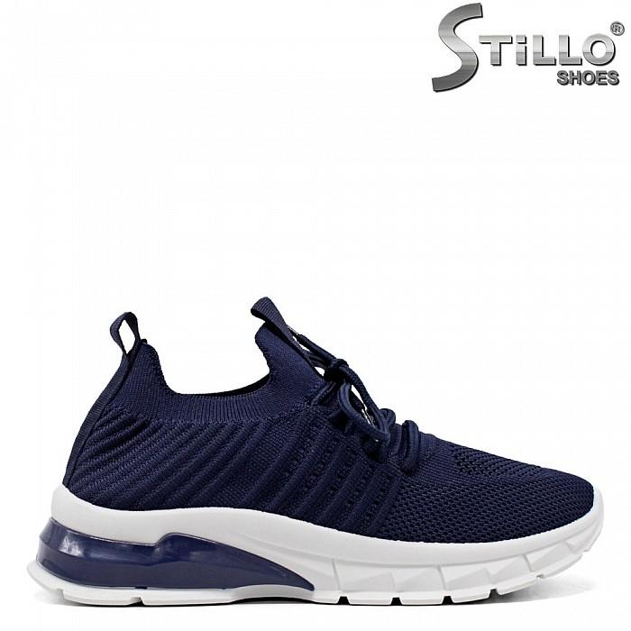 Сини спортни обувки - 34890