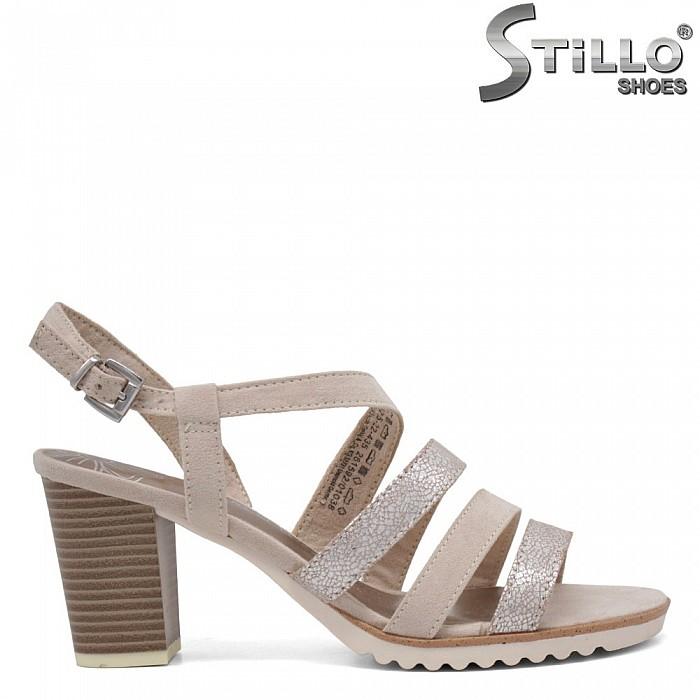 Marco Tozzi дамски сандали на висок ток - 35131