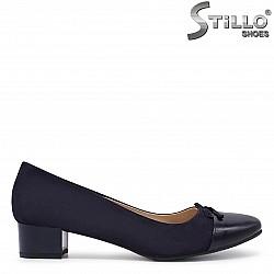 Дамски обувки на нисък ток -  32647