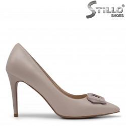 Стилни дамски обувки на висок ток – 35470