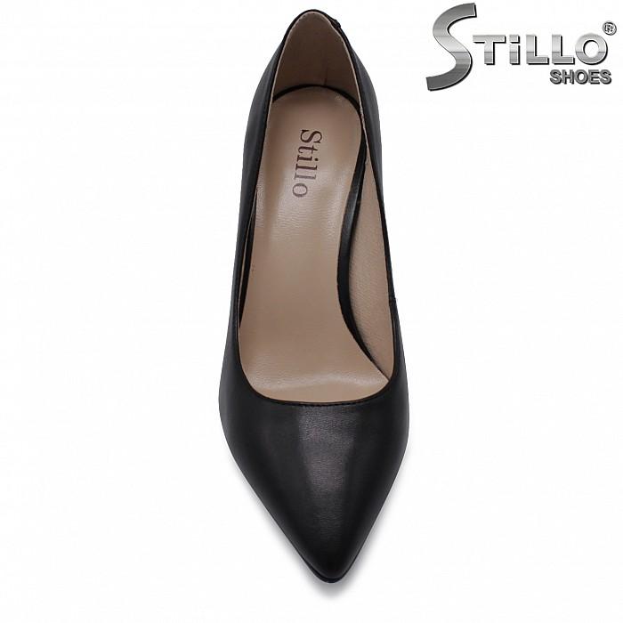 Дамски обувки от естествена кожа – 35476