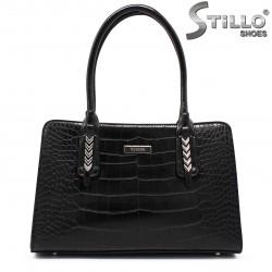 Чанта в кроко кожа - 35527