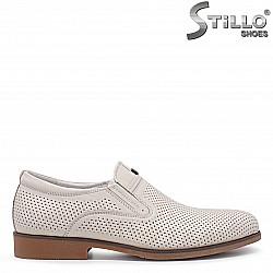 Бежови мъжки обувки- МАЛКИ РАЗМЕРИ 37,38,39 – 35999