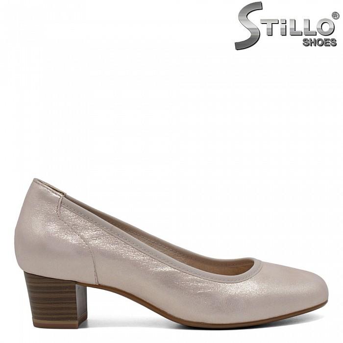Дамски обувки Tamaris в перлено розово - 32007