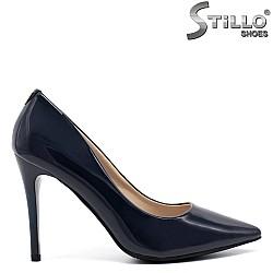 Сини елегантни обувки - 32149