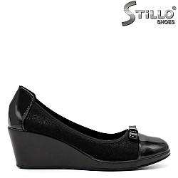 Дамски обувки на платформа - 32150