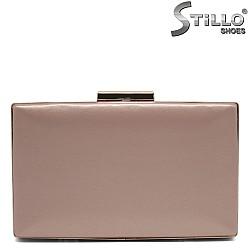 Абитуриентска чанта в меден цвят - 32250