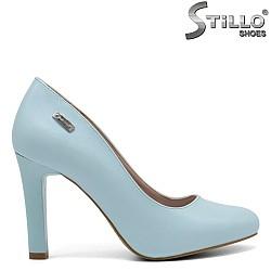 Дамски обувки цвят мента - 32276