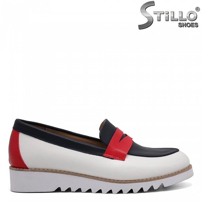 Дамски обувки в комбинация TOMMY - 32310