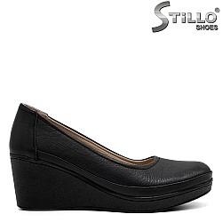 Анатомични обувки на средна платформа - 32314