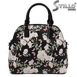 Цветна дамска чанта - 32327