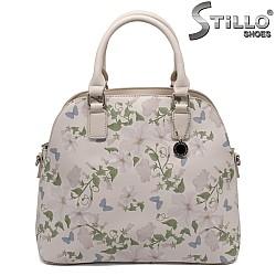 Пъстра дамска чанта - 32328