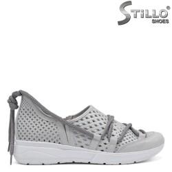 Летни обувки с перфорация - 32462