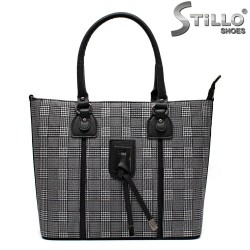 Пепитена чанта - 32488