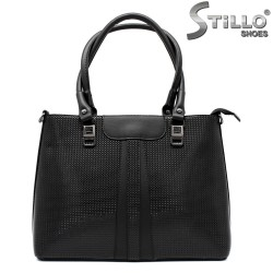 Лачена дамска чанта - 32495