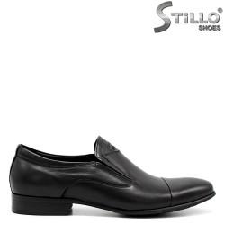 Мъжки обувки от естествена кожа - 32506