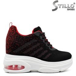 Спортни обувки с платформа - 32593