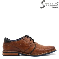 Мъжки елегантни обувки BUGATTI - 32596