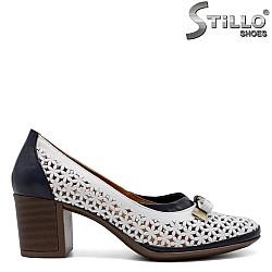 Ежедневни обувки с перфорация - 32598