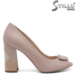 Модерни пролетни обувки с отворени пръсти - 32643