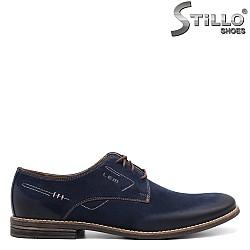 Мъжки обувки от набук - 32725