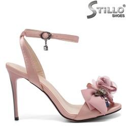 Модни сандали на висок ток - 32802