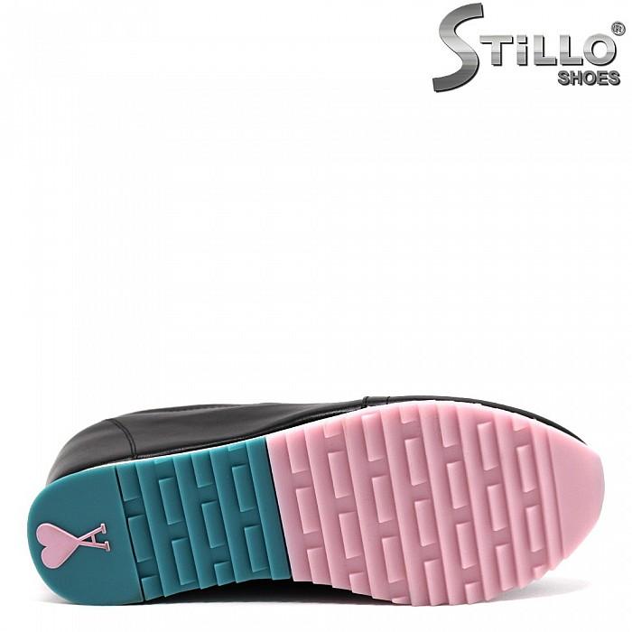 Спортни обувки на платформа - 32831