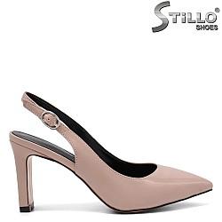 Елегантни обувки на висок ток - 32833