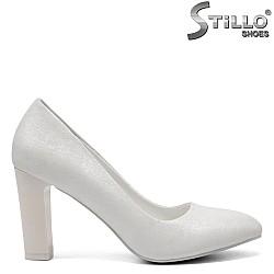 Стилни обувки на висок ток - 32860