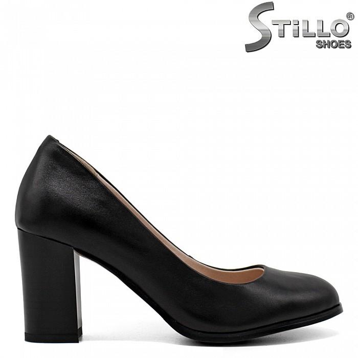 Обувки от естествена кожа МАЛКИ РАЗМЕРИ - 32876