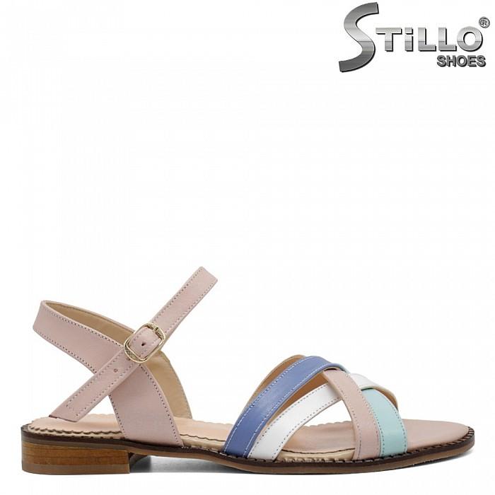 Ежедневни дамски сандали - 32924