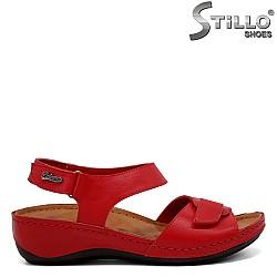 Дамски сандали с анатомична стелка - 32925