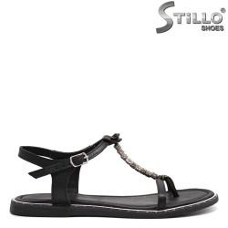 Ежедневни дамски сандали - 33021