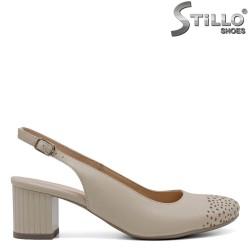 Дамски обувки на ток - 33034