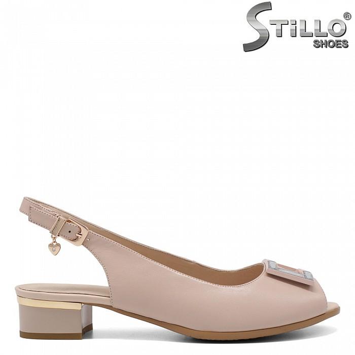 690cc6984bf 41 и 42 номер дамски сандали от естествена кожа - 33100