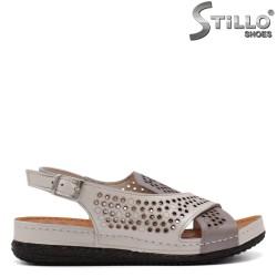Дамски анатомични сандали - 33216