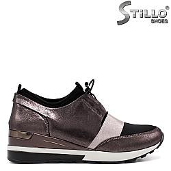 Спортни бронзови обувки - 33378