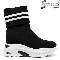 Спортни боти с чорапче - 33438