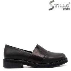 Есенни обувки от естествена кожа - 33463