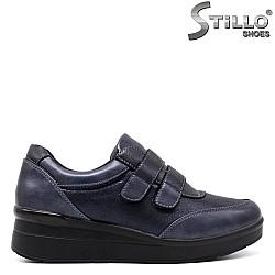 Дамски спортни обувки на дебело ходило - 33499